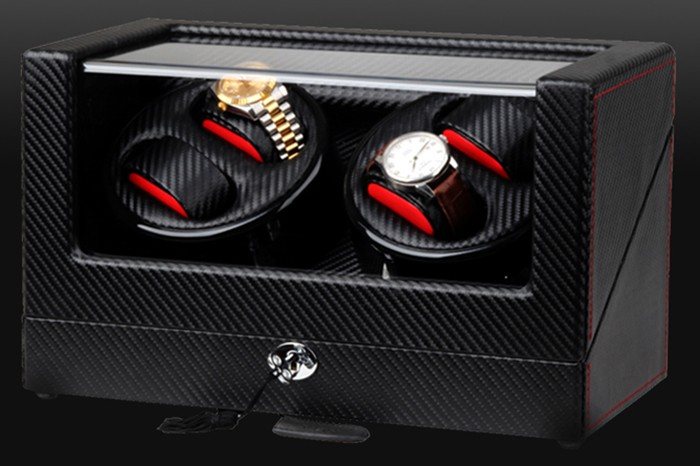 Watchwinder 4 horloges